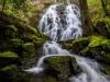 Mary Vine Falls, Sooke Potholes Provincial Park, Sooke, Vancouver Island, BC Canada