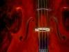 "Judge's favourite – David – ""The Burning Violin"" by Judy Hancock Holland."