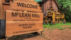 September Field Trip @ Mclean Mill - Port Alberni